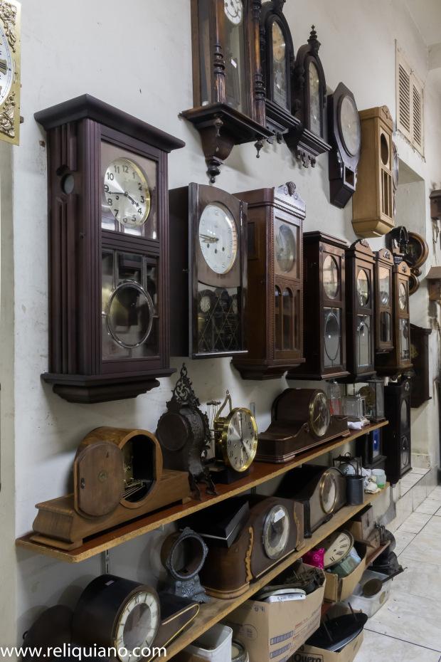 Relógios Antigos restauração relógios de parede